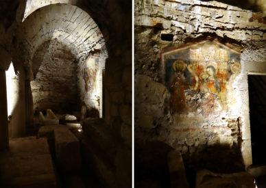011 le catacombe
