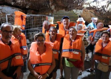 imbarco Caves of Diros
