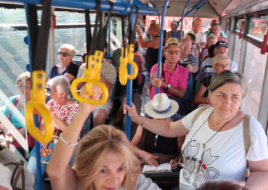 in autobus x Naftelo