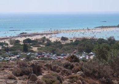 spiaggia Elafonnissis