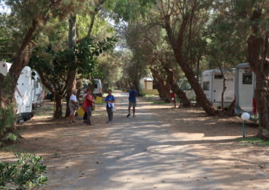 Camping Kissamoss