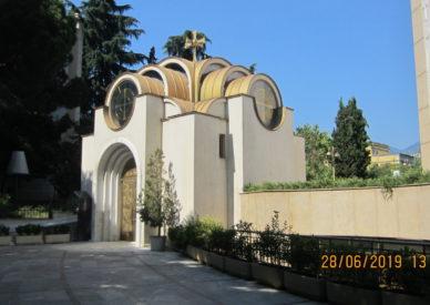 Tirana-Moschea