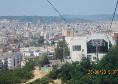 Tirana-funivia