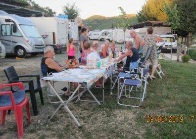 Tirana Camping