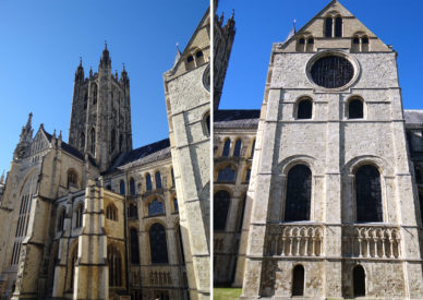 004 l'Abbazia di Canterbury