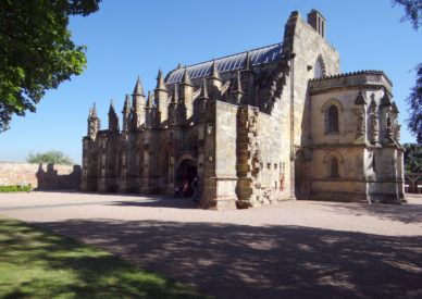 013 la Rosslyn chapel del 1446 a Roslin
