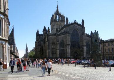 019 la Cattedrale St. Giles