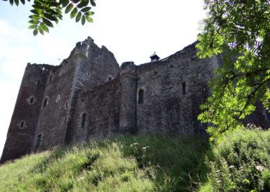 026 Doune castle