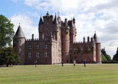 037 Glamis castle