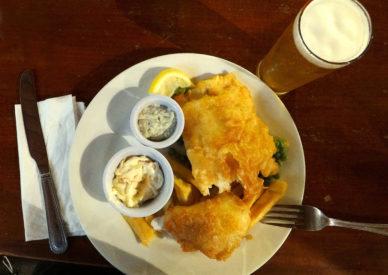 066 fish & chips