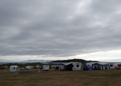 096 Gairloch- Sands caravan